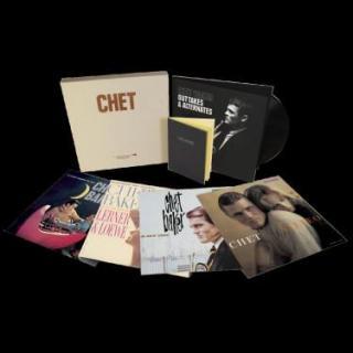 THE LEGENDARY RIVERSIDE - Baker Chet [Vinyl album]